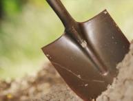как быстро вскопать огород лопатой
