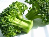 Плод брокколи