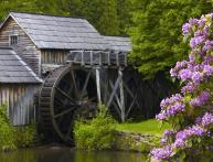 Water-mill