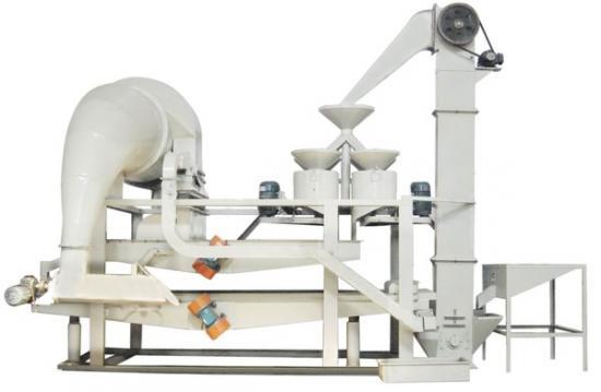 обработка и сортировка семян гречихи