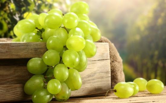 какой виноград полезней