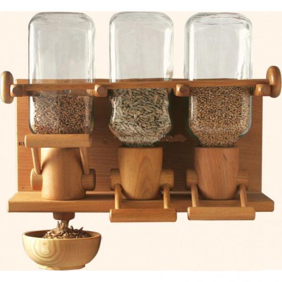 Как хранить зерно в домашних условиях,