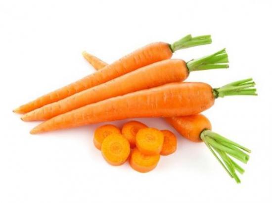 морковь для зрения