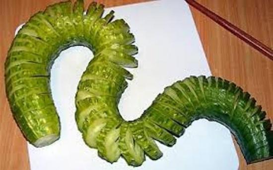 огурец китайский змей