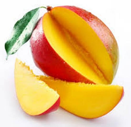 как нарезать манго дольками