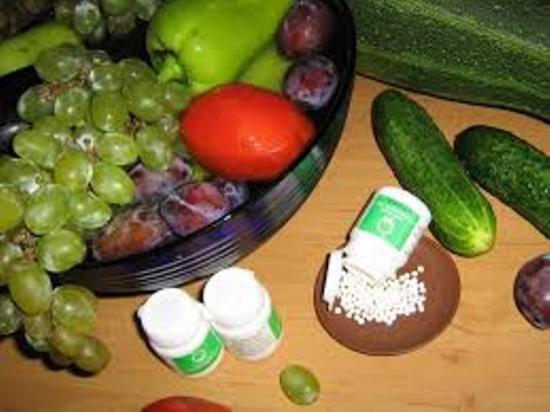 замачивание овощей и фруктов