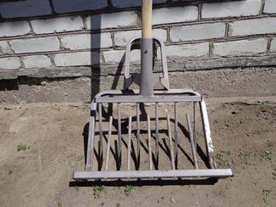 лопата копалка