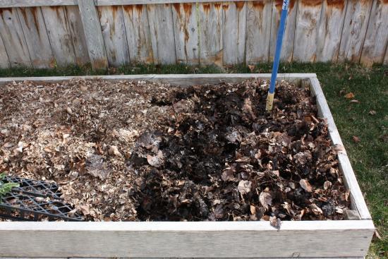 закладываем компостную яму