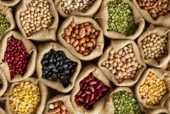 бобовые, использование в кулинарии