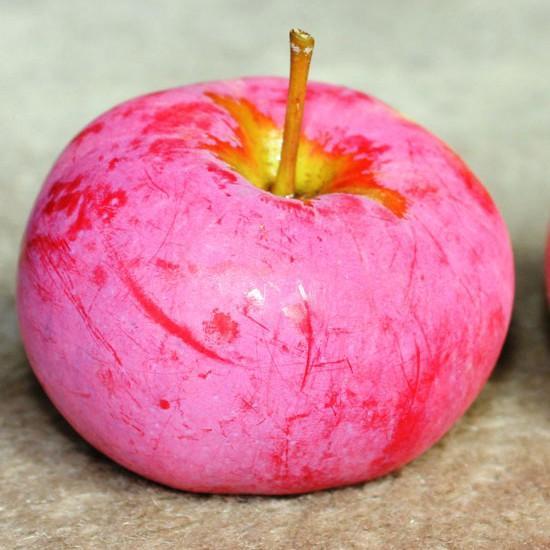 яблоко вэм розовый