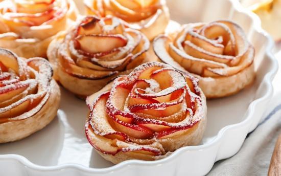 Карамелизированные яблоки для начинки, лучшие методы приготовления