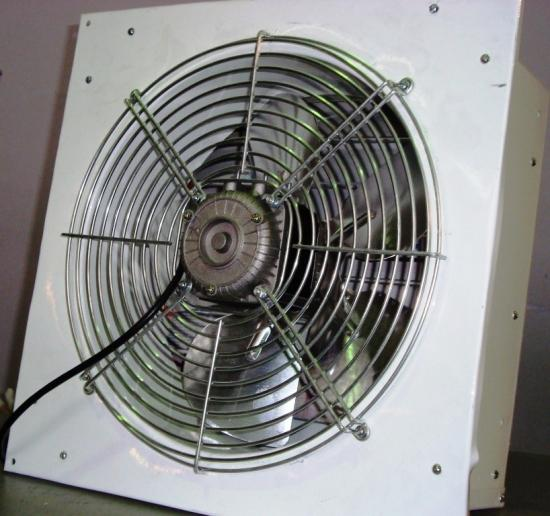вентиялятор для принудительной вентиляции подвала