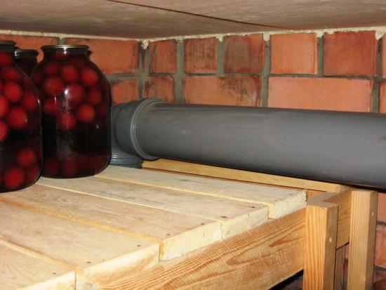 вентияляционные трубы