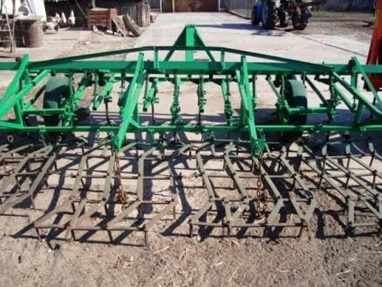 самодельный кулитиватор для трактора МТЗ-80