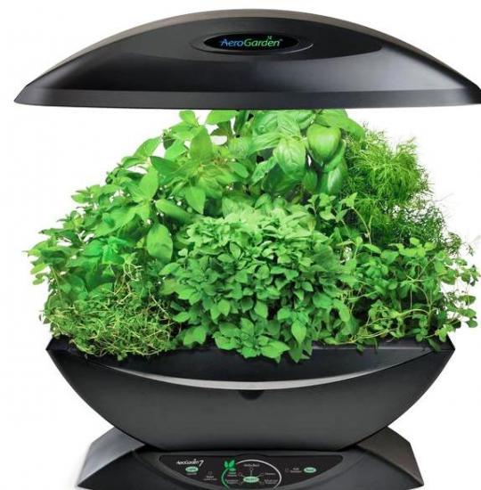 умный горшок для выращивания зелени
