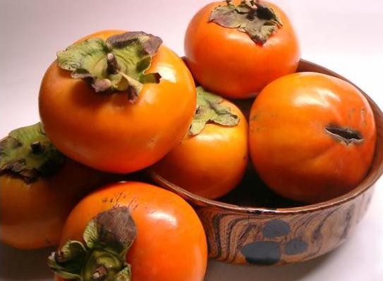 Хурма плод