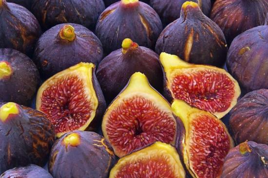 Инжир, плоды