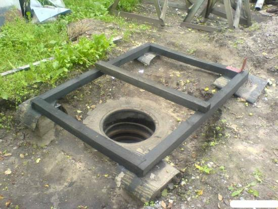 Как построить туалет на улице своими руками без проблем!