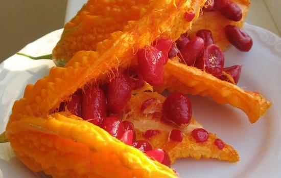 Момордика фрукт