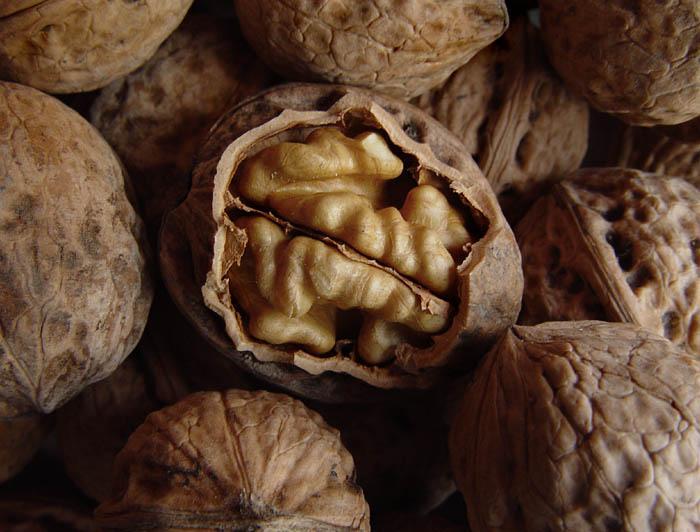 как сделать орех большой