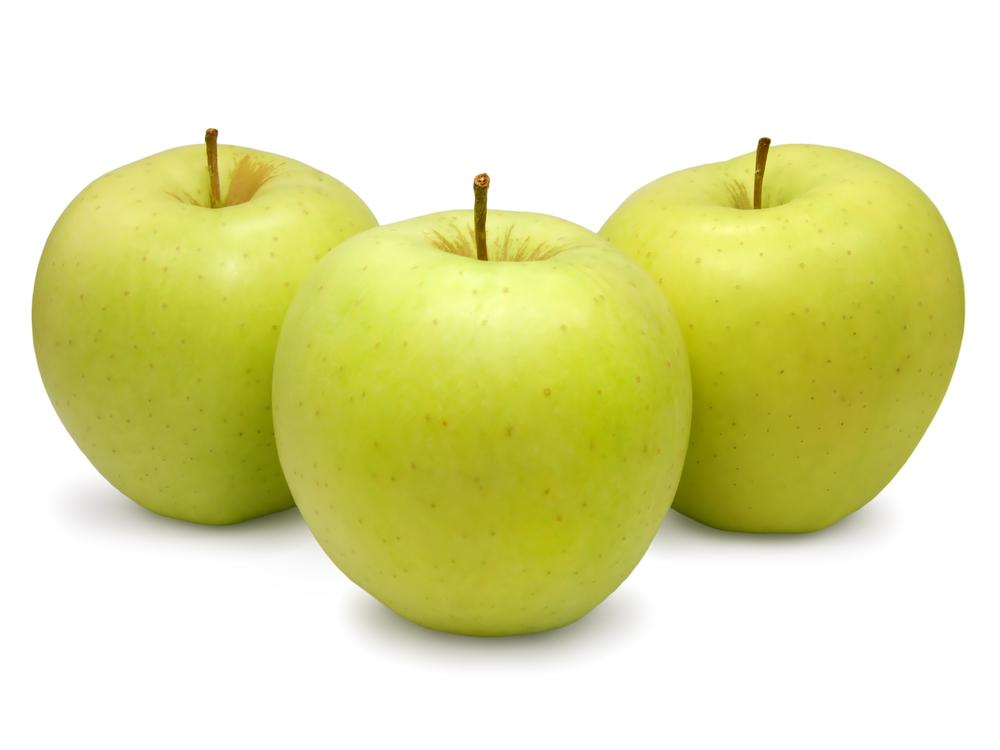 яблоки делишес голден фото