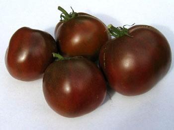 томаты черный принц