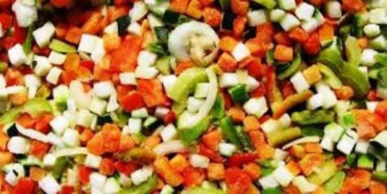овощная смесь с кабачками