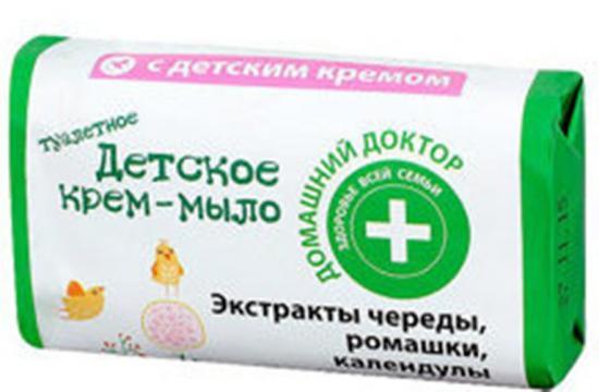 мыдо с экстрактом календулы
