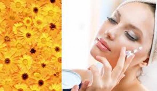 календула для лечения кожи