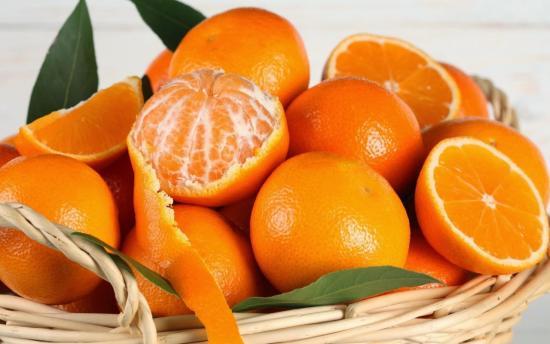 кожура мандаринов