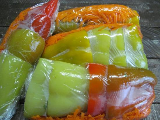 замороженный болгарский перец