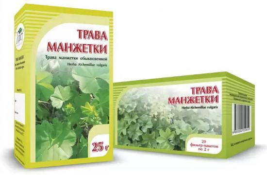 сушенные листья манжетки купить в аптеке