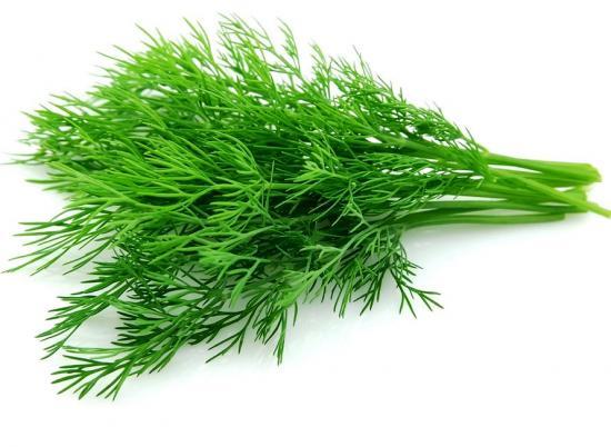 зелень для кабачковой запекануи