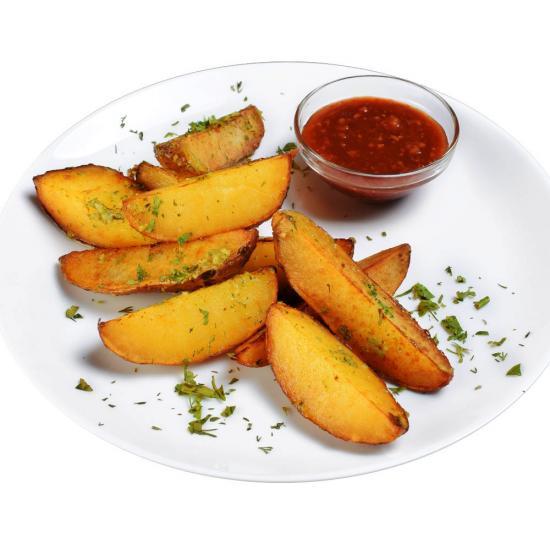картофель запечеый по-селянски